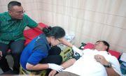 Hari Pahlawan, Togar - Sudikerta Sumbang 40 Kantong Darah