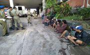 Stop Truk dan Resahkan Sopir, Puluhan Bonek Asal Sidoarjo Dipulangkan