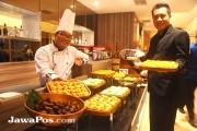Nikmatnya Menu Berbuka di Aston Hotel