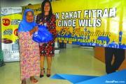 PT BPR Cinde Wilis Bagi Zakat Fitrah