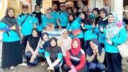 Relawan RSI Fatimah Bantu Korban Banjir