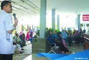 RSU Bhakti Husada Krikilan Penyuluhan Serangan Stroke