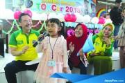 Kontrol Tumbuh Kembang Anak via Lomba Anak Tokcer