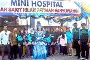 RSI Fatimah Buka Mini Hospital BEC