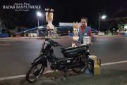 Jualan Omprok Keliling Kampung, Panen Tiap Ada Gandrung Sewu