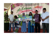 Ratusan Siswa Meriahkan Tryout Akbar Al Fatimah