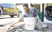 Ketagihan Ngopi, Pria Ini Curi Ikan Tambak Milik Tetangganya
