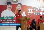 Begini Gerakan PDIP Perkuat Gus Ipul-Puti dan Jokowi di Bojonegoro