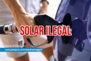 Hendak Dipasok ke SPBU, Polres Tuban Amankan Solar Ilegal