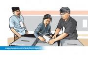 Rekapitulasi Panwaskab, Ganjar Unggul
