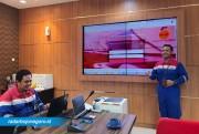 Inovasi Digitalisasi SektorPerminyakan, Karya Pekerja Terminal BBM