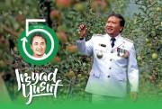 Lima Tahun Kepemimpinan Irsyad Yusuf sebagai Bupati Pasuruan