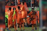 Taklukkan Putra Jombang 2-0, Persekabpas Kian Nyaman di Puncak