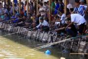 Hadiah Lomba Mancing Fantastis, Ikan 3,7 Kilogram Jadi Juara