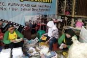 Begini Cara Pemerintah Desa Purwodadi Atasi Sampah di Lingkungan