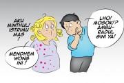 Istri Diakui sebagai Adik Biar Dikira Bujangan