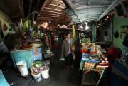 Cerita Pedagang Pasar Baru yang Bersiap Tempati Penampungan Sementara