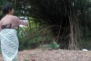 Kawanan Kera Resahkan Warga Alassumur Kulon di Besuk