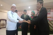 Paslon ADJIB Ditetapkan jadi Pemenang Pilkada, Irsyad Yusuf Absen