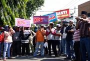 Puluhan Warga Ini Demo Desak Proyek Offtake Dibatalkan, Kenapa Ya?