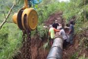 Proyek Pipanisasi di Tiris Bocor dan Belum Bisa Dioperasikan