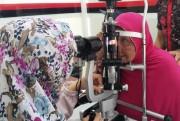Suka Cita Liana-Nur Aini, Mendapat Kesempatan Operasi Katarak Gratis