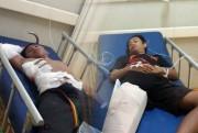Cekcok saat Nonton Orkes, 2 Remaja Beji Dilempar Bondet saat Pulang