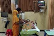 Mercon Meledak saat Diracik, Kaki Remaja Ini Diamputasi