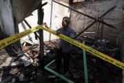 Kios Pasar Bangil Kembali Dilalap Api