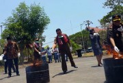 Musnahkan Barang Bukti Senilai Rp 1 M di Pasuruan