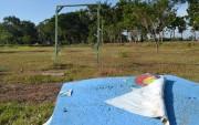 Baru Beli Dua Bulan, Target Pemanah di Lokasi Ini Rusak Lagi