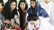 Jelang Ramadhan, Puti Guntur nyekar ke Makam Bung Karno