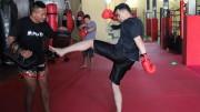 Porkab Pertama, Cabor Muaythai Jombang Pertandingkan Enam Kelas