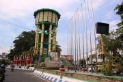 Bendera di Taman Asean Tak Lagi Berkibar