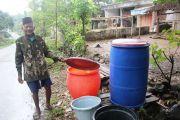 Awal Musim Hujan, Sejumlah Wilayah di Jombang Masih Krisis Air
