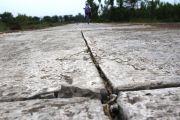 BKAD Bandar Kedungmulyo Sebut Pembangunan Jalan Belum Rampung