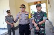 Demi Pengamanan Pilkades, Polres Kediri Gelar Pasukan