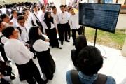 CPNS Kediri: Peserta Luar Daerah Tak Kesulitan Ikuti Tes SKD di SLG