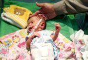 Warga Desa Sambirejo, Pare Temukan Sesosok Bayi di Dalam Kardus