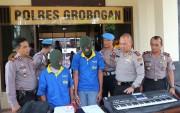 Pencuri Spesialis SD di Grobogan Dibekuk