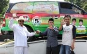 Top Unggul, Heris Nazar Hadiahkan Mobil ke Anggota Timses