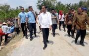 Jokowi Targetkan 80 Juta Sertifikasi Tanah, Ini Alasannya
