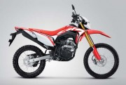 Garang, Warna Baru New Honda CRF150L