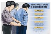 Empat Pejabat Dishub Kena OTT