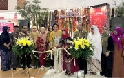 Batik Kota Garam Sukses Gelar Pameran selama Satu Bulan di Jakarta