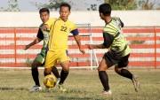 Jelang Porprov Jateng, Tim Sepak Bola Kudus Jalani Uji Coba