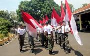 GP Ansor Gelar Kirab Merah Putih Sepanjang 60 Kilometer