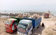 Cegah Perahu Karam saat Musim Baratan, Proyek Tambatan Dikebut