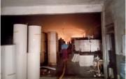 Tempat Mebel Terbakar, Kerugian Ditaksir Ratusan Juta