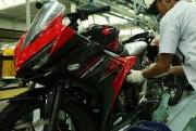 WOW!! New Honda CBR150R Makin Sporti, Begini Penampakannya